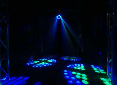 led特效灯,烟雾机,泡泡机,舞台灯光